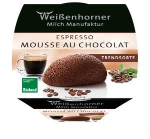 Mousse au Chocolat Espresso
