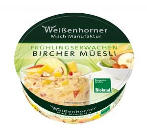 Bircher Muesli Fruehlingserwachen