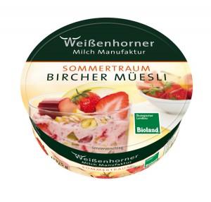 Bircher Muesli Sommertraum