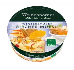 Bircher Muesli Winterzauber