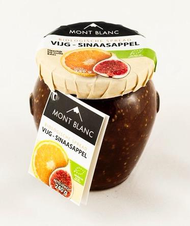 Vijg Sinaasappel Spread